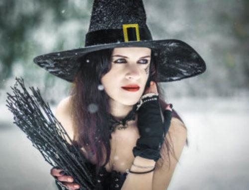 Я теперь ведьма?