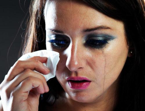 Мои слёзы — моя сила?